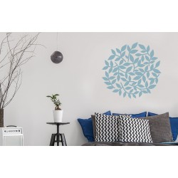 Bush - Asian Paints Wall Fashion Stencil