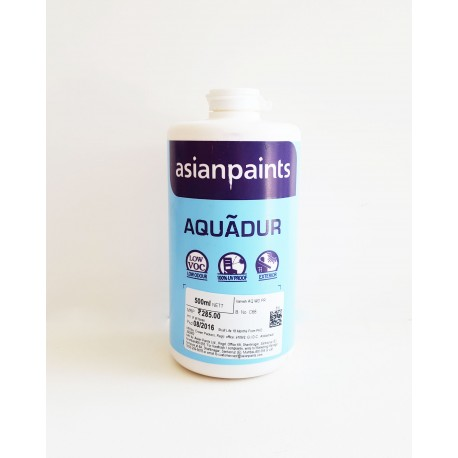 Aquadur Wood Preservative Clear 500ml