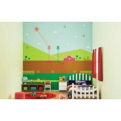 Solar Energizer - Kids World Stencil Kit