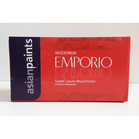 Emporio Insulator Epoxy 0.5Ltr + Hardner 0.5Ltr - 1Ltr Mix