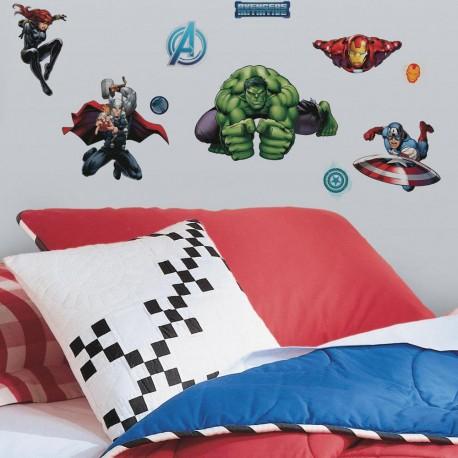 Nilaya Decal Wall Sticker - Avengers Assemble