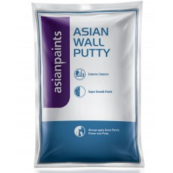 Asian Wall Putty Powder 40Kg