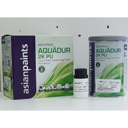 Aquadur Interior Water Based 2K PU Sealer - Base Coat
