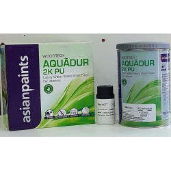 Aquadur Interior Water Based 2K PU Parquet - Top Coat