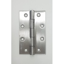"SS Hinges 5"" (125mm) x 3.5mm Welded"
