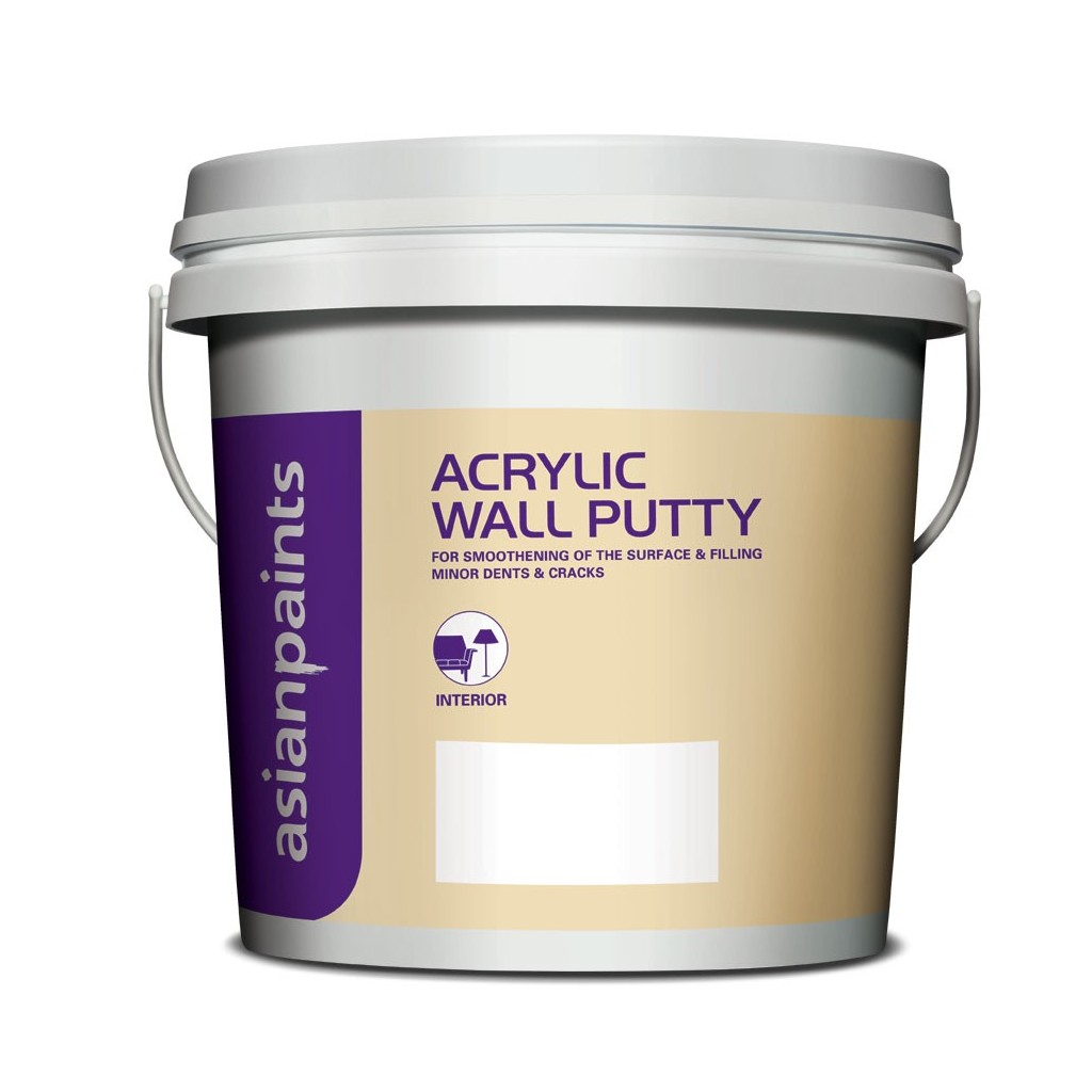 Asian Paints Acrylic Wall Putty - Buy Online in India