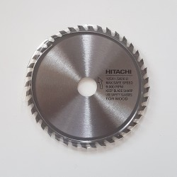 "Hitachi/Hikoki Wood Cutter Circular Saw Blade for Wood 5"" (125mm)"