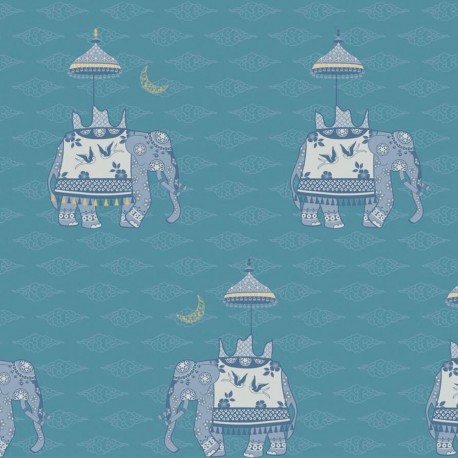 Nilaya Good Earth Wallpaper - Indechine Promenade