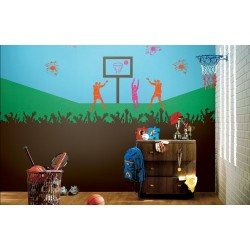 Slam Dunk - Kids World Stencil Kit