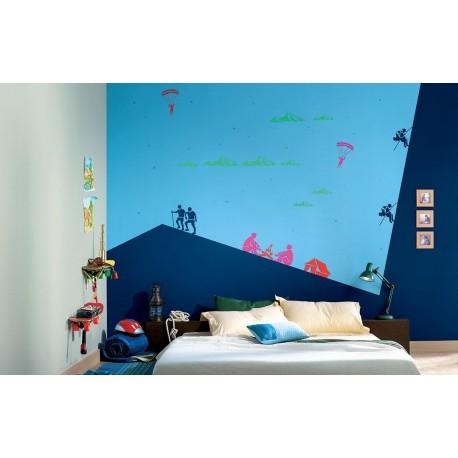 Rock Climber - Kids World Stencil Kit