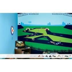 Speed Machine - Magneeto Kids World Stencil Kit