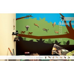 Asian Paints Magneeto - Jungle Tales