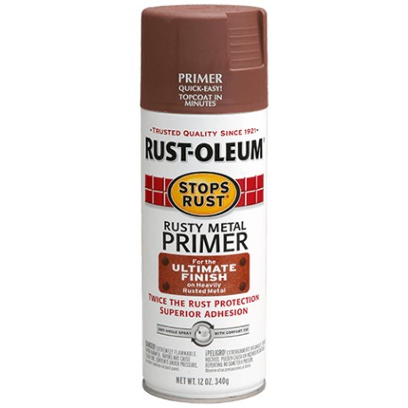 Rust-Oleum Stops Rust - Rusty Metal Primer 340g