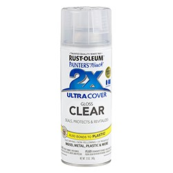 Rust-Oleum 2X Ultra Cover - Gloss Clear 340g