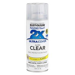 Rust-Oleum 2X Ultra Cover - Gloss Clear 340g