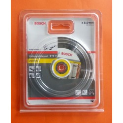 Bosch Stone Cutter Diamond Saw Segmented 110mm - 4""