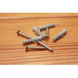 Fischer - S6 Plugs 100pcs Box