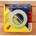 "3M Mirror Mounting Tape 12mm (1/2"") x 5m"