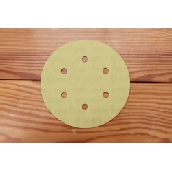 "Velcro Sanding Disc 6"" - Model No C460"