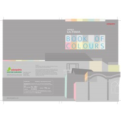 Apex Ultima Book of Colours