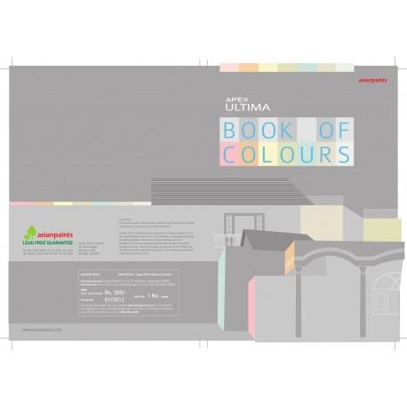 Apex Ultima Book of Colours