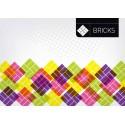 Bricks - Themed Stencil for Walls