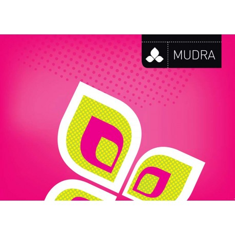 Mudra - Themed Stencil for Walls