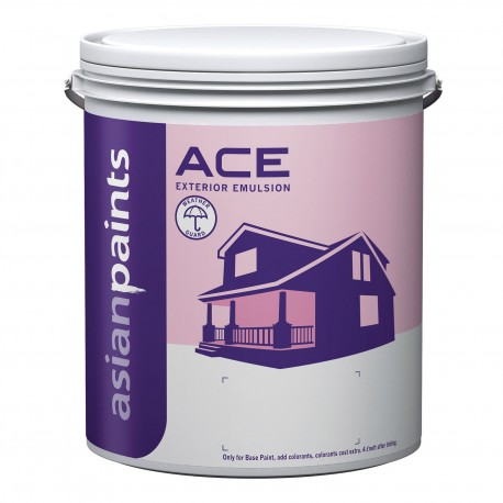 Ace Exterior Emulsion White 20L