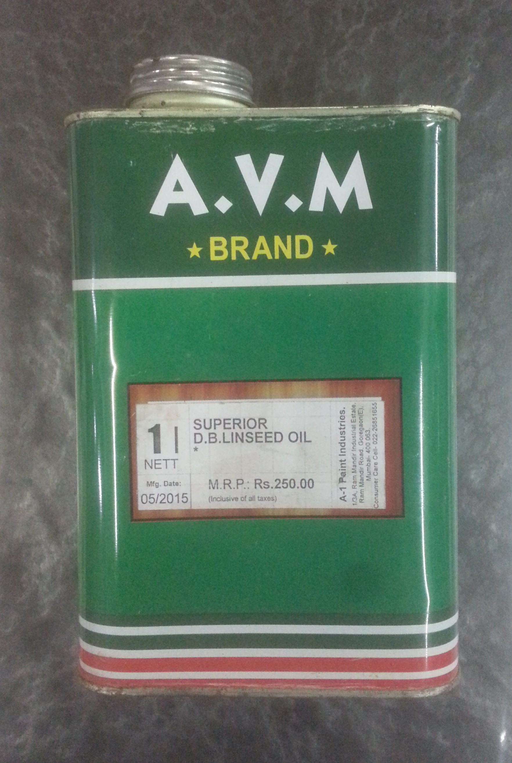 Avm Linseed Oil Buy Online In India