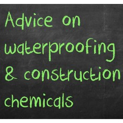 Expert Advice on Waterproofing and Construction Chemicals
