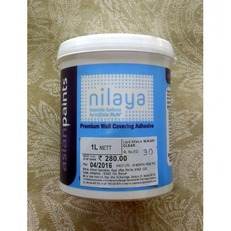 Nilaya Wallpaper Glue 1L