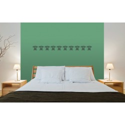 Cosmos - Asian Paints Wall Fashion Stencil