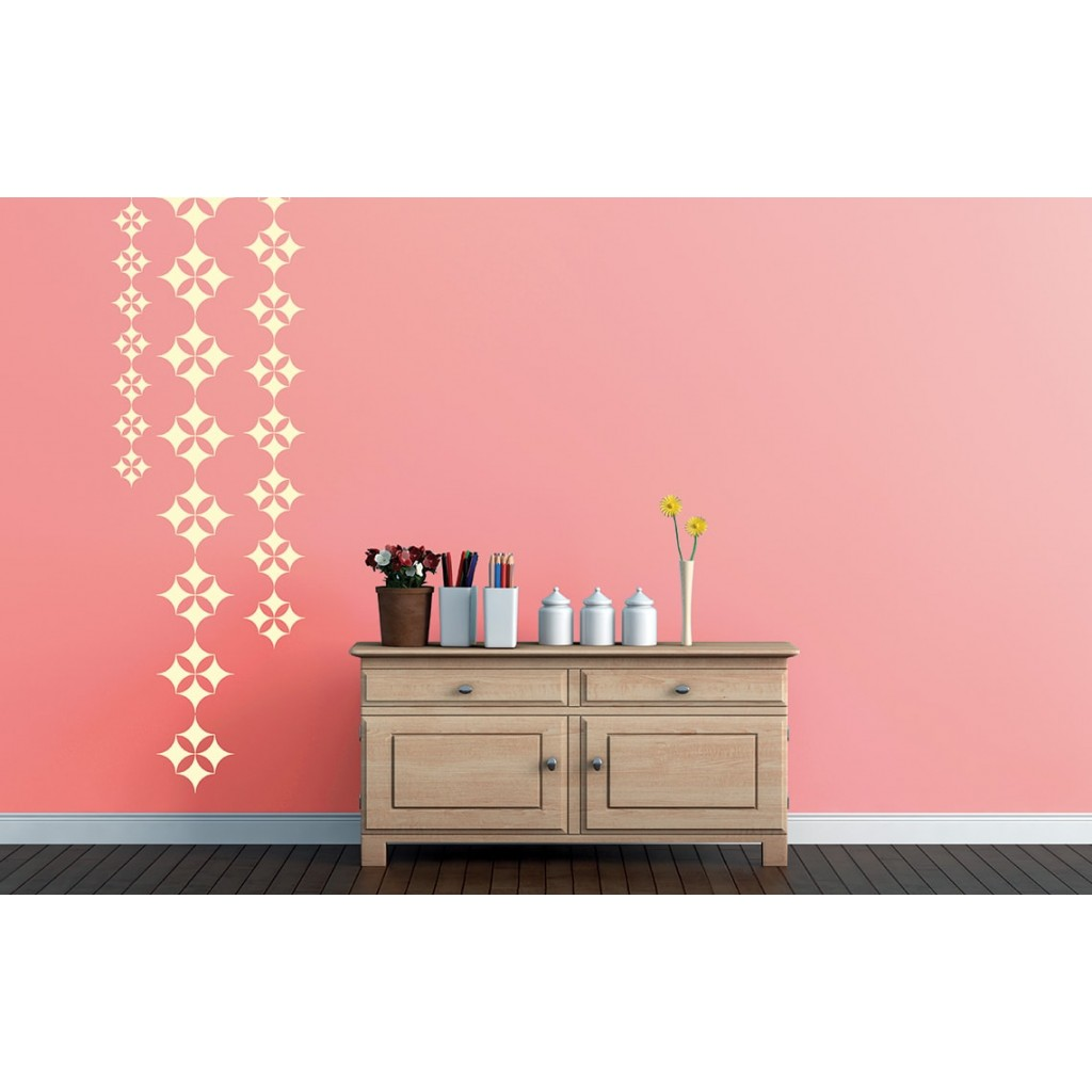 image stencils furniture painting. Gypsy Beads - Asian Paints Wall Fashion Stencil Image Stencils Furniture Painting L