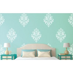Rich Tapestry - Asian Paints Wall Fashion Stencil