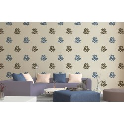 Foliage - Asian Paints Wall Fashion Stencil