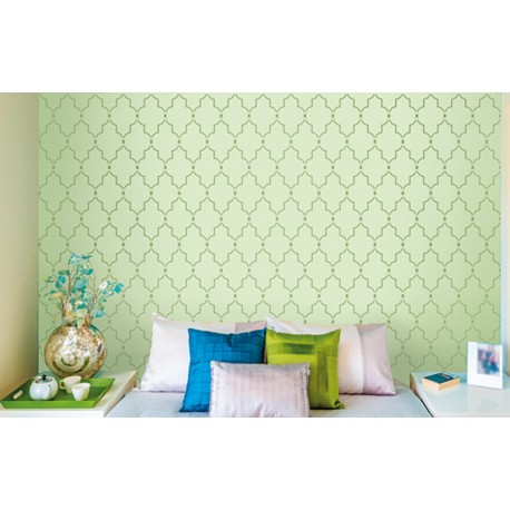 Minarets - Asian Paints Wall Fashion Stencil