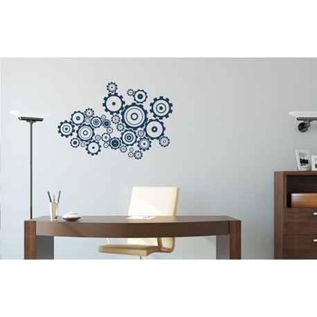 Mechatronics - Asian Paints Wall Fashion Stencil
