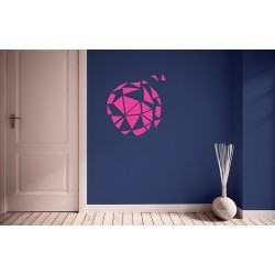 Endless Symphony - Asian Paints Wall Fashion Stencil
