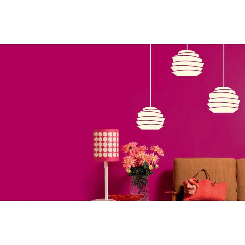 Glory Glow - Asian Paints Wall Fashion Stencil - Buy Online