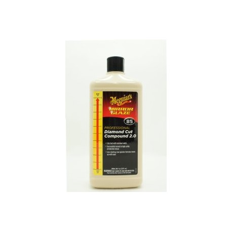 Meguiars Mirror Glaze Diamond Cut 2.0 - 946ml
