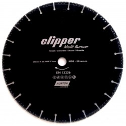 Norton Clipper Ø 350mm Multi Runner Blade