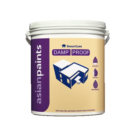 Asian paints smartcare damp proof terrace waterproofing - Damp proofing paint for exterior walls ...