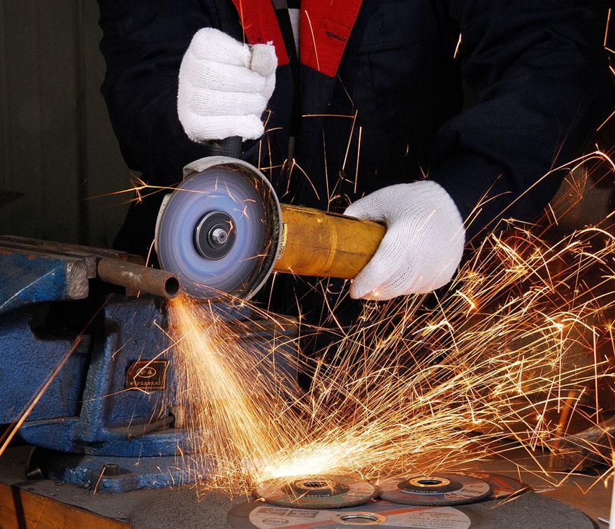 industrial grinders n v case