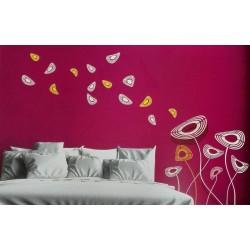 Florista - Asian Paints Wall Fashion Stencil