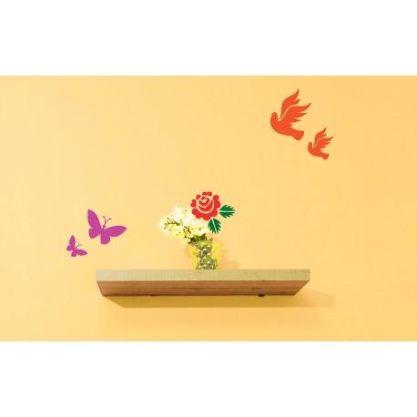 Stencil Kit 3 - Asian Paints Wall Fashion Stencil