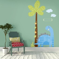 Nilaya Decal Wall Sticker - Babysaurus