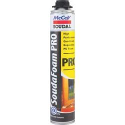 McCoy Soudal Soudafoam PRO Polyurethane (PU) Foam 750ml