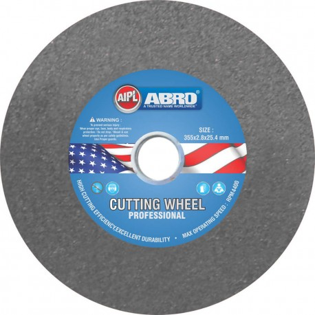 "Abro Cutoff Wheel 14"" Box of 25Pcs"