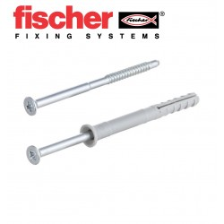 Fischer Nail Anchor 50pcs Pack