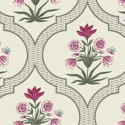 Nilaya Good Earth Wallpaper - Samarqand